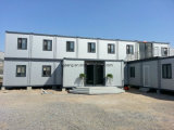 Camp préfabriqué de maison de récipient d'expédition/Chambre de conteneur à vendre