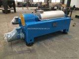 Tricanter沈積物の排水のための3段階のデカンターの遠心分離機