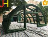 Для использования вне помещений надувные военных Палатка для кемпинга деятельность