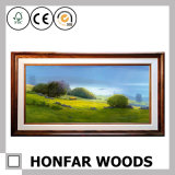 Moderner Frameless Landschaftskunst-Farbanstrich für Wand-Dekoration