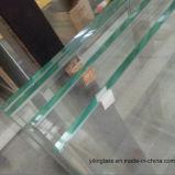 Закаленного стекла в малой утюг бассейн ограждения
