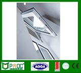 Finestra di alluminio della tenda di Pnoc fatta da Factory