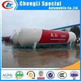 中国Chengliの工場LPGガスタンクの製造業者合成LPGシリンダー液化天然ガスの貯蔵タンクISOタンク水平の貯蔵タンクの水平のプロパンのガスタンクLPGの容器