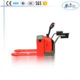 Lager-Gabelstapler-Ladeplattejack-Laufkatze tauscht 1.5t/2t/2.5t/3t/4t/6t Te Serien-elektrischen Ladeplatten-LKW