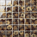 Umweltfreundliche Fliesen Mosaik des Qualitäts-spätesten Entwurfs