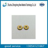 Carburo di tungsteno di ceramica e lamierine di taglio delle mattonelle fatte nella fabbrica della Cina