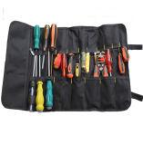 Heavy Duty Canvas Roll up Tool Bag bolsa de herramientas multimedia