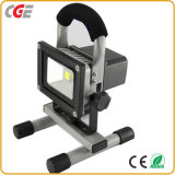 10W/20W/30W/50W SMD LED de inundación Recargable/LED/Iluminación/Proyector proyector LED
