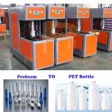 A elevada qualidade Semiautomáticos máquina de sopro de garrafas de plástico