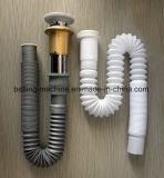 PET Plastik-Belüftung-pp. einzelne Wand-gewölbter Rohr-Produktionszweig/Strangpresßling-Zeile