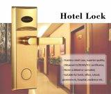 Fechamento de porta Keyless do hotel do smart card com sistema do controle de acesso da gerência do fechamento de porta