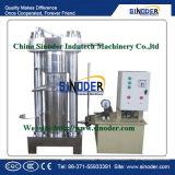 Холодно - отжатая машина кокосового масла/машина давления масла семени тыквы