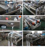 Machine de remplissage liquide de piston semi-automatique pour le jus (G2WYD1000)