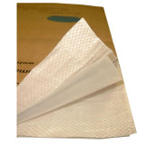 Bolsos flexibles alternativos del balastro de madera del aire del papel de Kraft