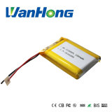 batterie rechargeable de 103850pl 2300mAh pour le côté de pouvoir de position