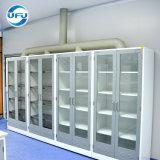 高品質の完全な鋼鉄実験室の道具記憶の食器棚