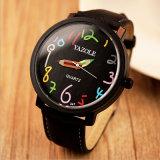 Z347 elegante chica Relojes de Pulsera, estudiante de moda al por mayor reloj, reloj de Ocio