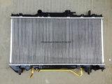 KIA를 위한 알루미늄에 의하여 놋쇠로 만들어지는 용접 자동 방열기