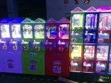 De dubbele MiniMachine van het Spel van de Prijs van de Machine van het Spel van de Kraan van het Stuk speelgoed