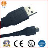 Il n'y a aucune interférence avec le câble de connexion USB