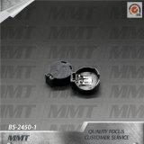 Cr2450 Doos BS-2450-1 van de Batterij van de Houder van de Batterij van het Lithium
