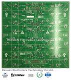PWB Single-Sided da placa de circuito impresso para a tevê da eletrônica/computadores/Smatr