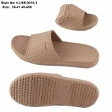 Badezimmer-Gebrauch EVA-Beleg auf Schuhen mit Gleitschutzhefterzufuhren