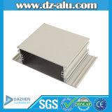 Het vierkante Profiel van het Aluminium van de Buis maakt Deuren en Vensters in de Markt van Ethiopië