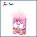 Logo personnalisé un emballage cadeau à bas prix des sacs en papier imprimé Pantone