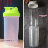 600 мл шейкер белка бутылка воды с Disposiable вставьте (hn-SC001)