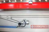 freio da imprensa hidráulica do CNC 160t3200 para a dobra da placa de metal