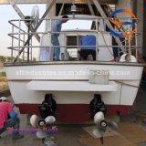 carrocería grande del barco del barco de pasajero del 11.5m FRP