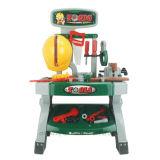 Brinquedo ajustado das ferramentas do jogo pequeno do côordenador para miúdos