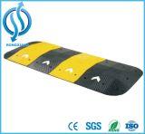 Verkehrssicherheit-reflektierender Geschwindigkeits-Unterbrecher-Gummigeschwindigkeits-Stoß-Geschwindigkeits-Buckel