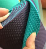 Zwei Farben-/Schicht-/Ton-Leichtgewichtler Latex-Frei, TPE-Yoga-Matte