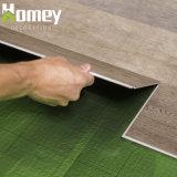 La coutume de haute qualité luxe Commercial plancher en vinyle PVC/LVT Cliquez sur-de-chaussée