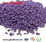 Purple Masterbatch Use for Furniture Tableware Dinnerware