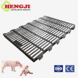 Piso de cerdo de hierro fundido para Farrowing caja