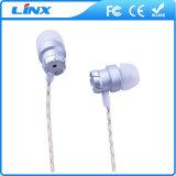 Fone de ouvido chinês baixo super do metal de Earbuds da fábrica