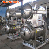 1000L水スプレータイプ直接冷却の滅菌装置のレトルト