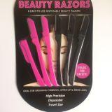 Rasoirs de beauté de rasoir de sourcil d'outil de renivellement rasant le rasoir de sourcil