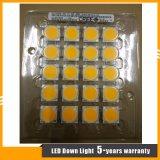 상업적인 점화를 위한 백색 알루미늄 주거 6W 옥수수 속 LED Downlight