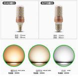 Lampe à LED E27 E14 Ampoule LED 3W 5W 7W Lampe de feu de maïs à led 220V 110V 3 Température de couleur intégré SMD2835