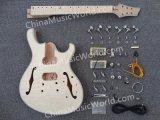 Guitarra do jogo da guitarra elétrica de Pango DIY/DIY (PJS-327K)