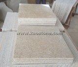 Naturales pulidas G682 para suelos de granito Amarillo/Revestimiento de pared