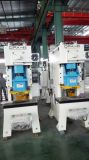 Presse de transmission mécanique de vue de C 100 tonnes, presses à excentrique 100 tonnes à vendre