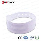 Sem envolver dinheiro RFID térmica de alta segurança para Pulso de pagamento