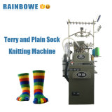 RB-6FTP Plain & Terry Sock machine