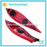 Ry 3,6 m de la mer de l'océan en bateau de pêche Canot seule personne de l'Aviron Kayak (M26)