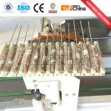 Machine de chaîne de caractères de viande/machine s'usante brochette d'agneau